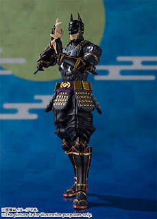 """Fotografías y detalles oficiales de """"Ninja Batman y Devil Joker: Demon King of the Sixth Heaven"""" - Tamashii Nations"""