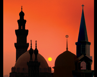 A study of christianity islam and judaism
