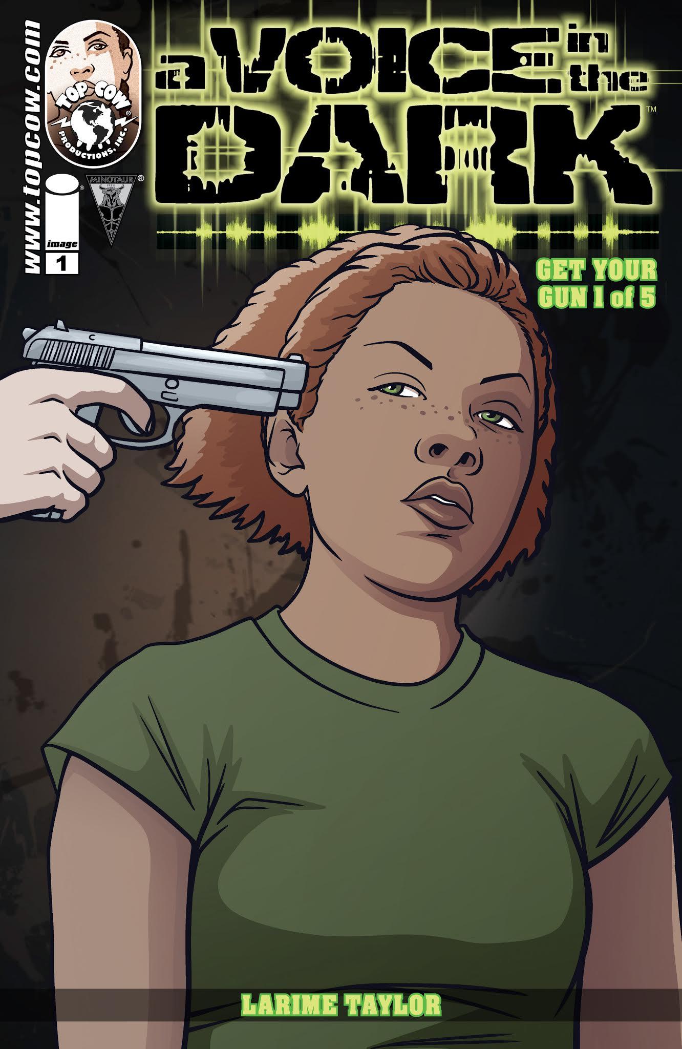 A Voice In The Dark: Get Your Gun 1 Page 1