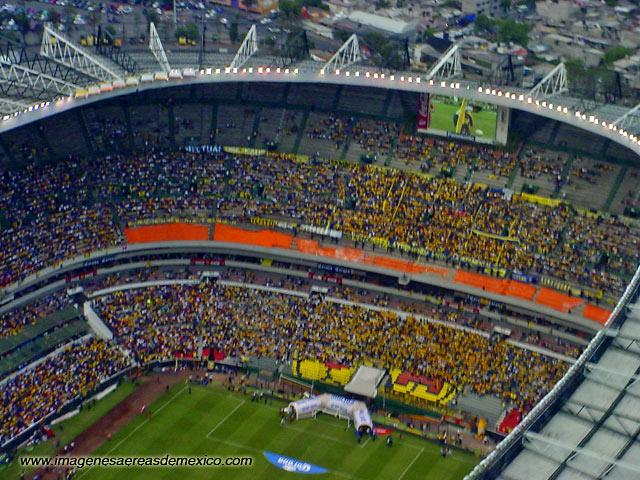 HOME OF SPORTS: Estadio Azteca Stadium