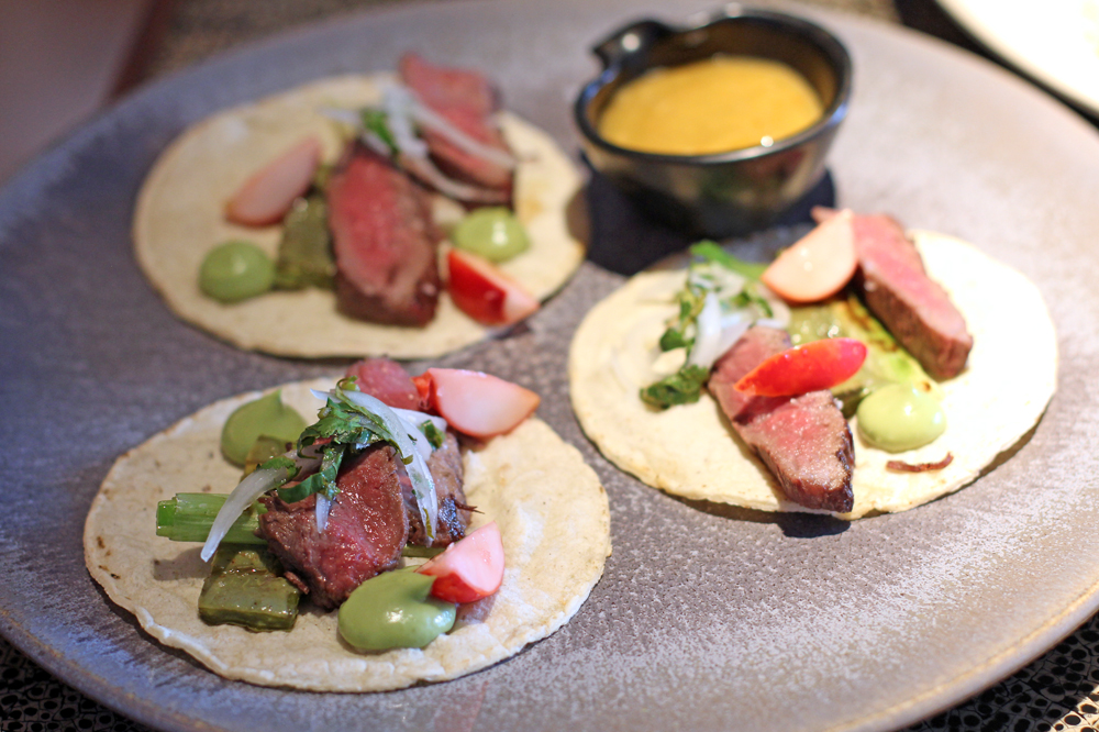 Fine Mexican cuisine at Ella Canta, Park Lane Intercontinental, London - UK lifestyle blog