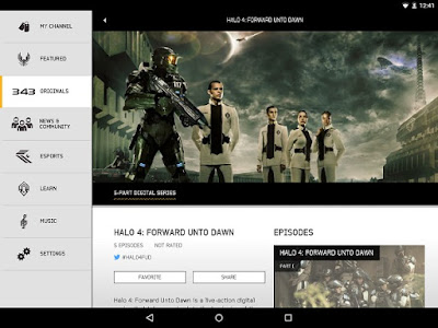 Halo Channel app for Android and iOS arrives, Windows Phone version coming soon