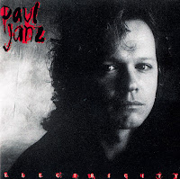 Paul Janz [Electricity - 1987] aor melodic rock music blogspot full albums bands lyrics