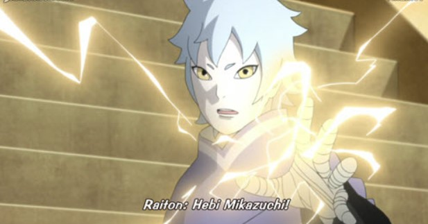 Boruto - Naruto Next Generations Episode 89 Sub indo