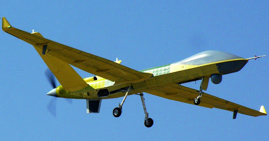 Wing Loong II strike-capable reconnaissance unmanned aerial vehicle (UAV)