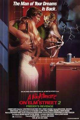 A Nightmare on Elm Street 2: Freddy's Revenge Poster