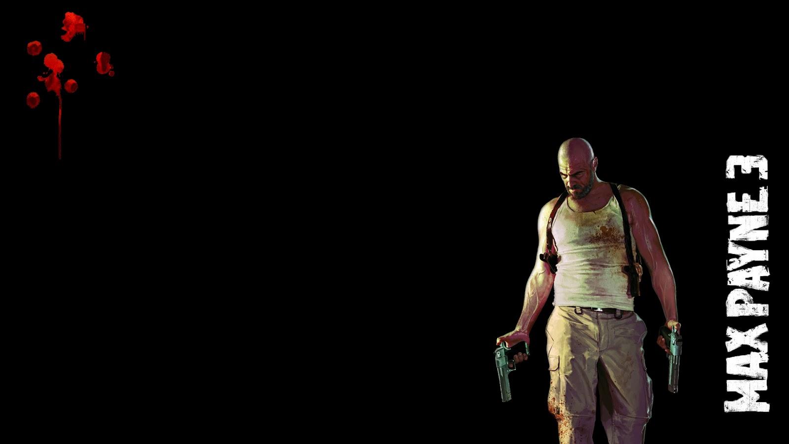 Trololo Blogg Hd Wallpapers Max Payne 3