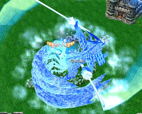 naruto castle defense 6.3 Madara Tailed Beast Flurry