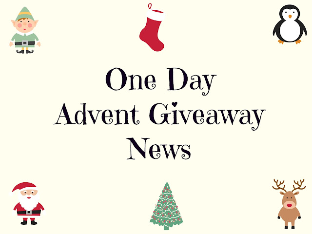 Giveaway news