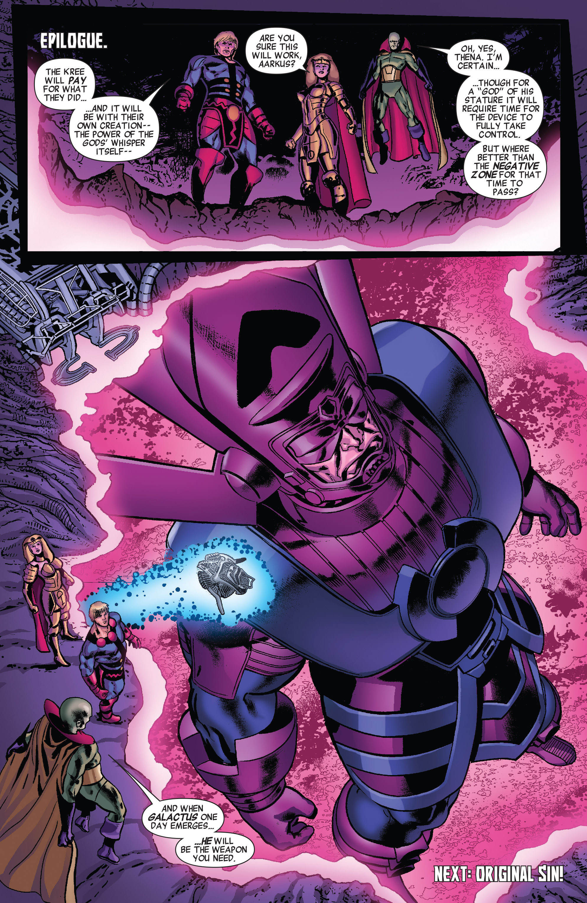 Read online All-New Invaders comic -  Issue #5 - 19