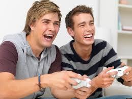 Bermain Video Game