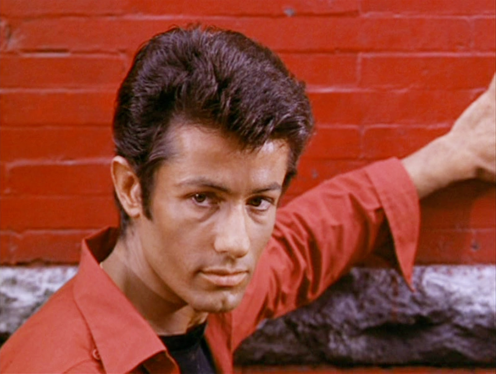 Image result for GEORGE CHAKIRIS WEST SIDE STORY