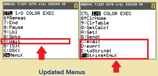 how to delete programs on ti 84 plus ce