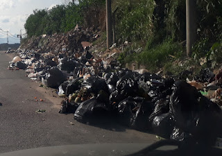 Lixo na Rua - Pavuna RJ