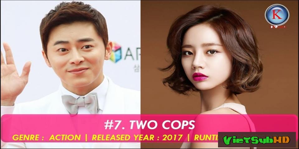 Phim Cặp Đôi Cảnh Sát Tập 32/32 VietSub HD | Two Cops 2017