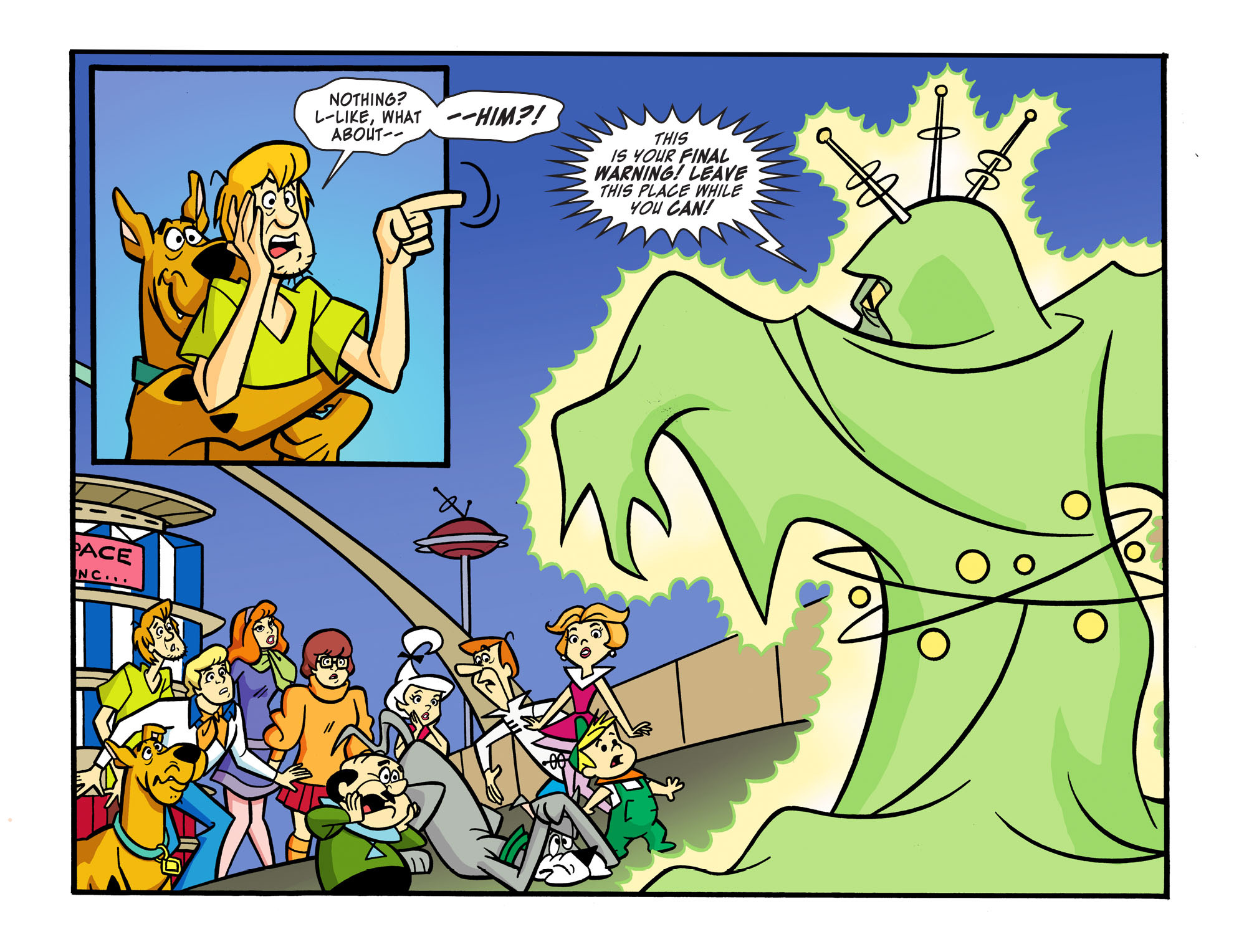 Read online Scooby-Doo! Team-Up comic -  Issue #16 - 10