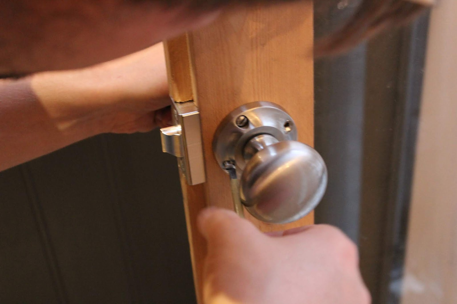 Door Furniture Direct Satin Nickel Knobs