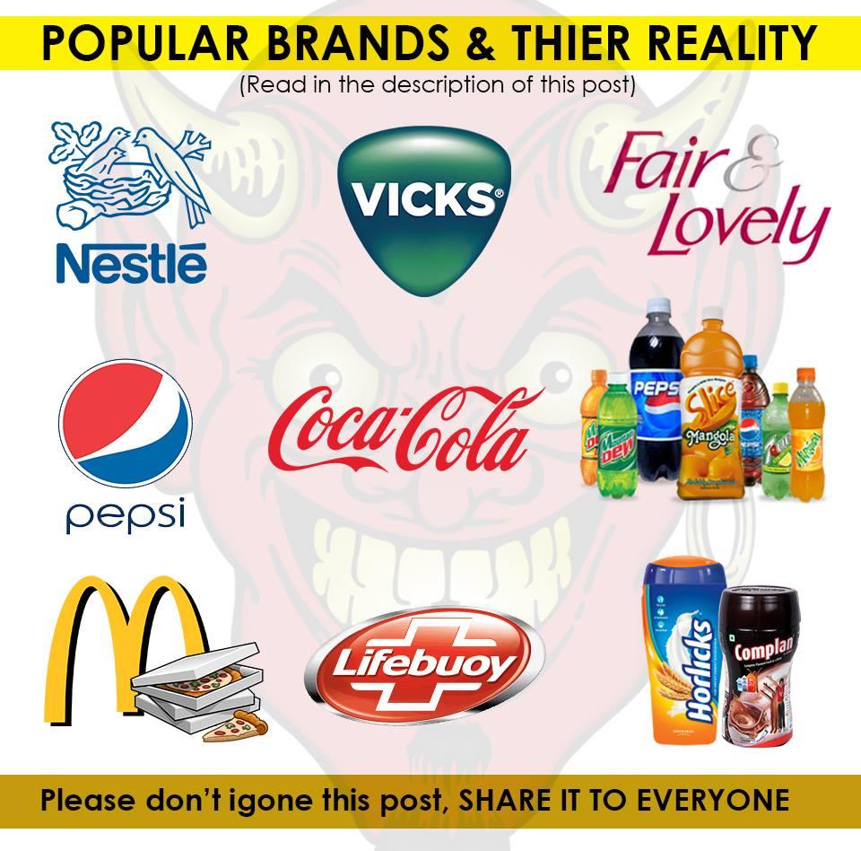 Pepsi Nestle