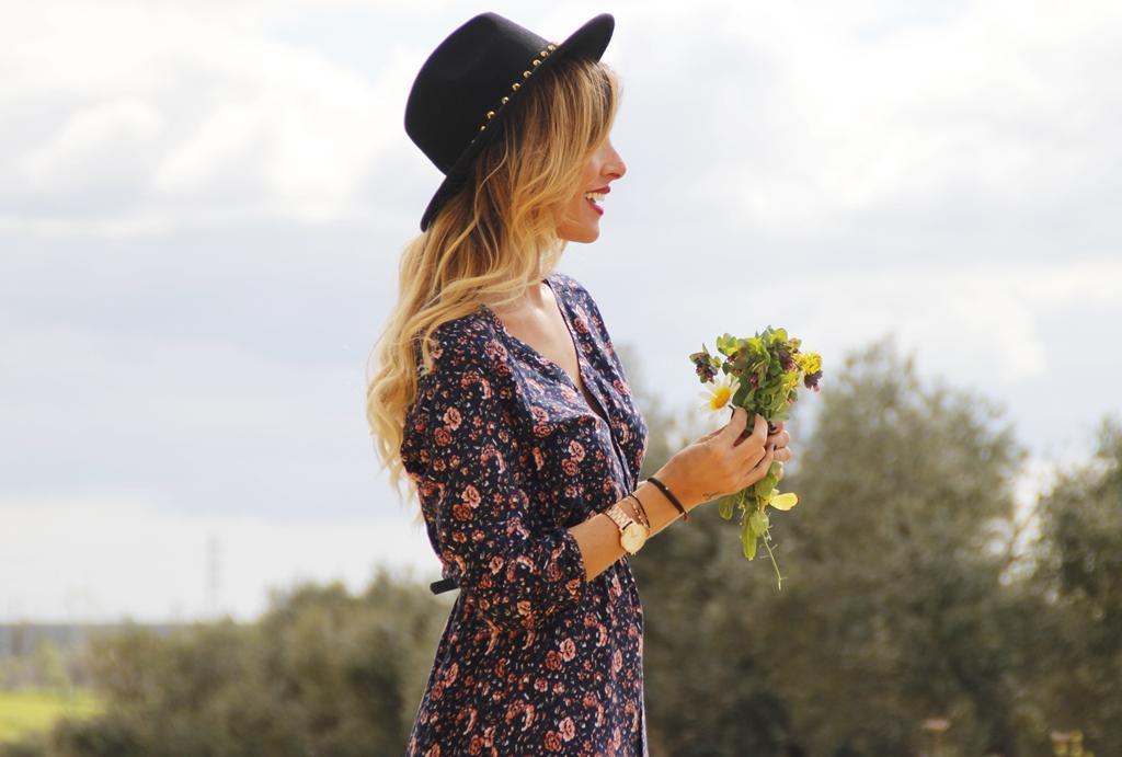 rocio, osorno, vestido, marzo, primavera, steve madden, buylevard, sevilla, barcelona, diseñadora,