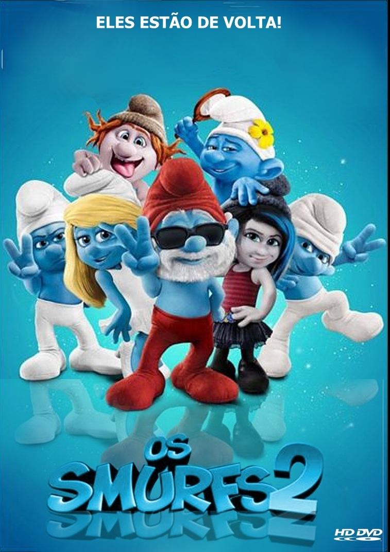 Os Smurfs 2 – Dublado (2013)