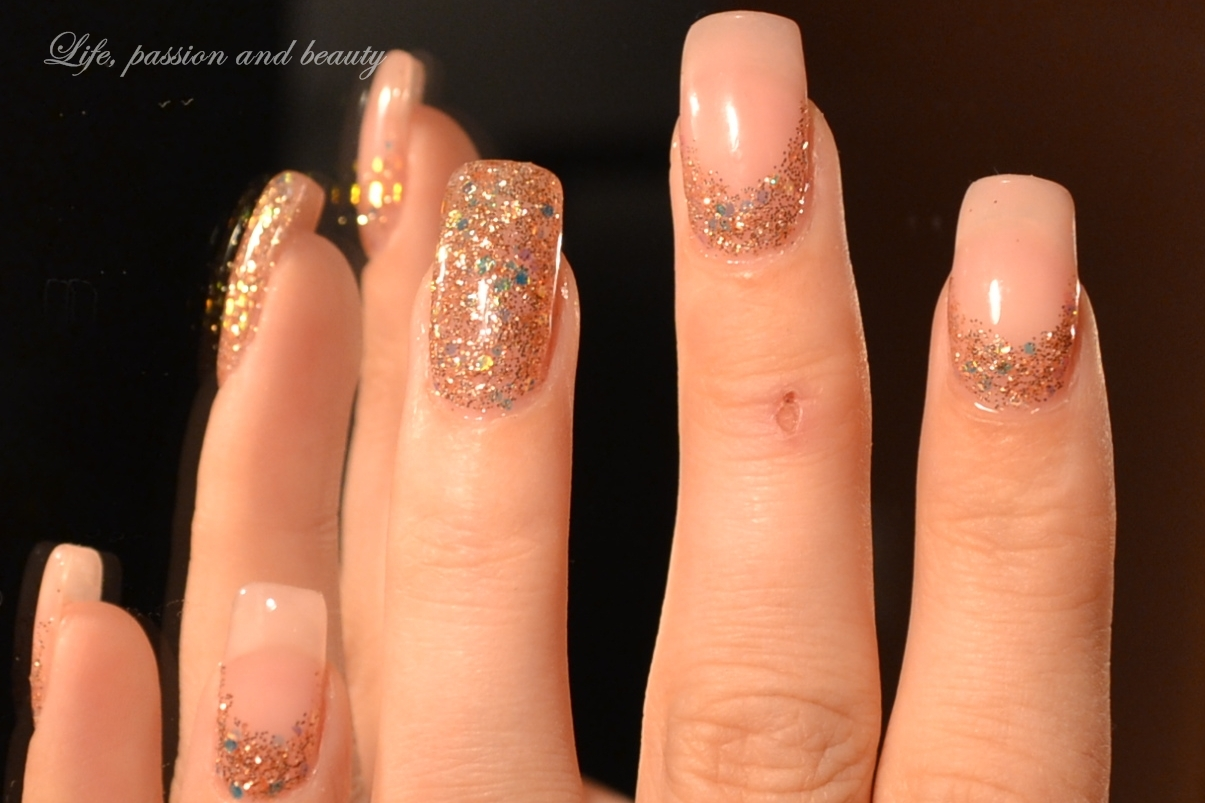 Nails Shine Bright Like A Diamond Life Passion And Beauty