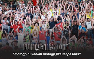 Demi Perdamaian, Siapa Mau Mengalah Lebih Dulu? Fans Marquez atau Fans Rossi