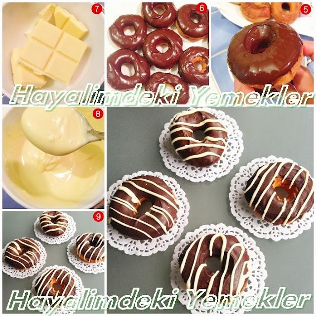 catdonutss Kolay Donuts Tarifi