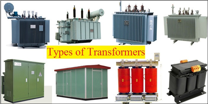 Electrical Page Types of Transformers