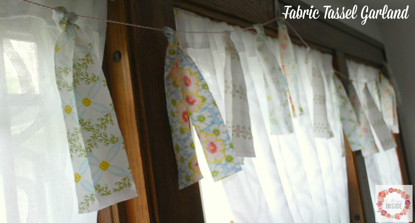 http://www.aglimpseinsideblog.com/2016/05/fabric-tassel-garland.html