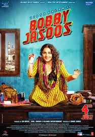Free download bollywood movie Bobby Jasoos 2014 without registration hd torrrent mp4 3gp.