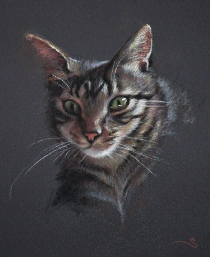Я люблю рисовать... Christine Swann