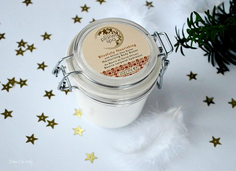 Avon Planet Spa Blissfully Nourishing Body Butter - Odżywcze masło do ciała z masłem Shea recenzja