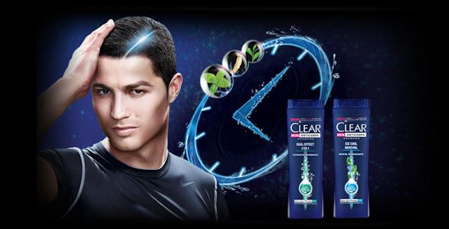 Mengatasi Rambut Pria Dengan Clear Men