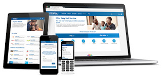 How to use DStv Self service