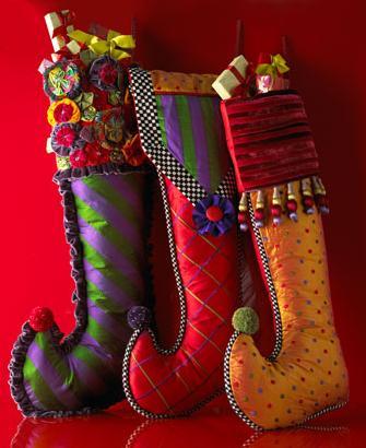 Marzua calcetines para decorar en navidad - Calcetines de navidad personalizados ...