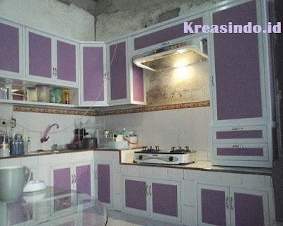 Jasa Kitchen Set Alumunium Di Bogor Dan Sekitarnya Harga Murah
