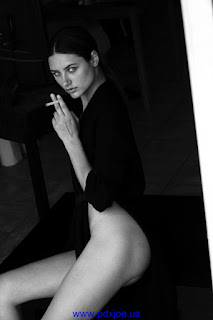 Hot Model Maelys Garouis Sexy Pose