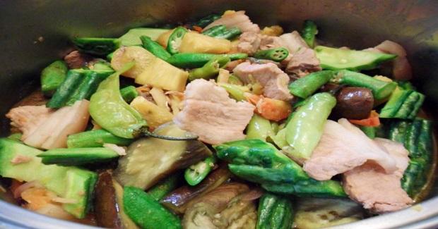 Pinakbet With Kamote Recipe