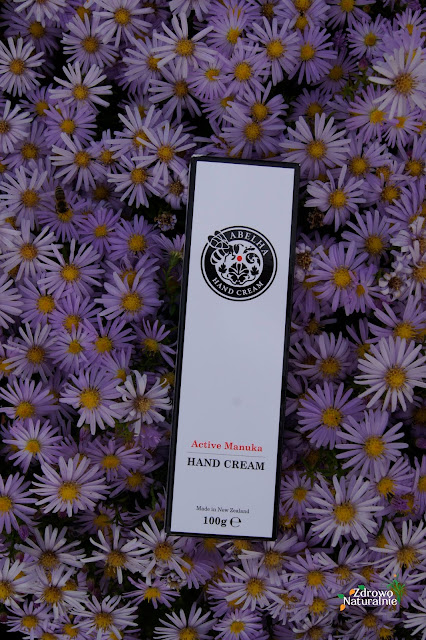 Abelha Natural Cosmetics -  Manuka Active Hand Cream - Aktywny krem do rąk z miodem manuka