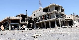 Allahu Akbar! 5 Militan Syiah Pro-Asad Tewas Selama Aksi Penjarahan Di Daraa