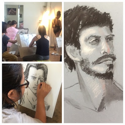 Final Life Drawing Workshop