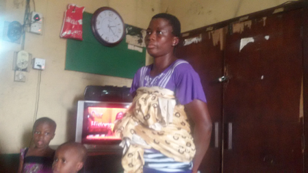 maid kidnaps children ikeja lagos
