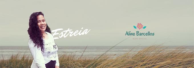 Aline Barcellos estreia o seu blog oficial