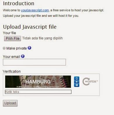 Inilah Cara Mengatasi Loading Blog Dengan Menggunakan Code Javascript