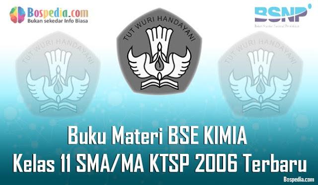 Buku Materi BSE KIMIA Kelas 11 SMA/MA KTSP 2006 Terbaru
