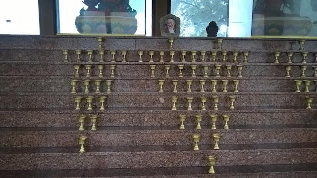 Casa das Lamparinas, Templos Budistas, RS