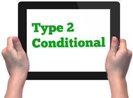 Conditional, type, 2, rule, : If, + Simple, past,+ would, or, would,+ if,+ simple past