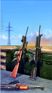 Game Mission Counter Strike V1.3 MOD Apk ( Unlimited All / Full Unlocked )