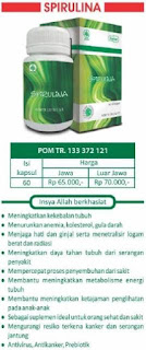 Spirulina | Herbal Indo Utama