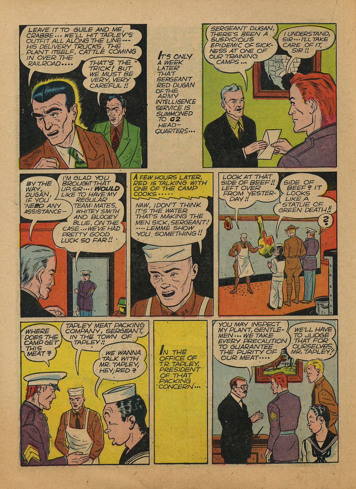 Read online All-American Comics (1939) comic -  Issue #31 - 32